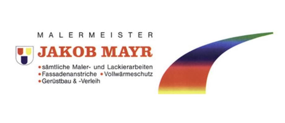 35 Jahre Malermeister Jakob Mayr